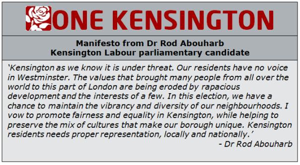 One Kensington intro