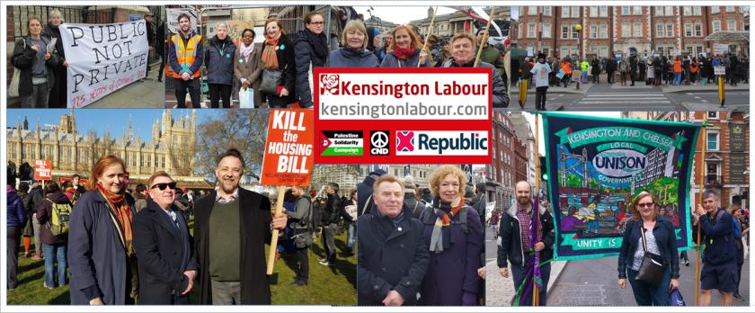 Campaigning composite